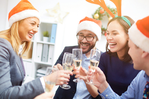 Company Culture building trumps a good seasonal holiday party